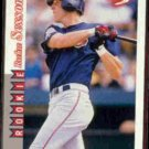 RICHIE SEXSON 1998 Score Rookie Traded #RT233.  INDIANS