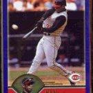 KEN GRIFFEY Jr. 2003 Topps #390.  REDS