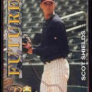 SCOTT SHIELDS 2001 Royal Rookies Futures #39.  ANGELS
