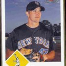 JOE McEWING 2003 Fleer Tradition #146.  METS