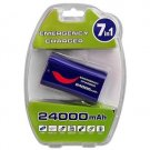 7-in-1 24000mAh Emergency Charger for PSP/NDS Lite/NDS
