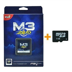 M3i Zero Sakura card for DSI/DSL/DS with 4G TF