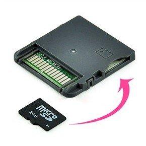 M3i Zero Sakura card for DSI/DSL/DS with 8G TF