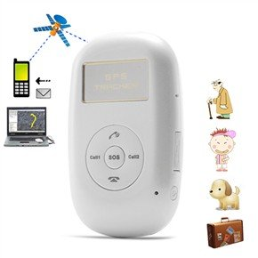 HC508 Personal GPS Tracker with SMS and Two Way Calling