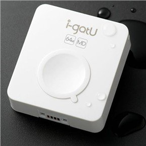GT-600 i-gotU Motion Sensor GPS Travel and Sports Logger