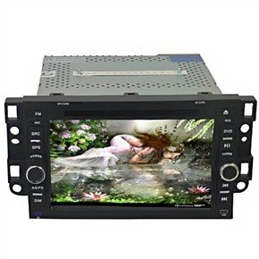 """7"""" HD Digital Touch Screen Car DVD Player with GPS DVB-T for Chevrolet Epica/Captiva/Lova"""