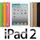 Grey Smart Cover Leather Magnetic Full Case For IPad2
