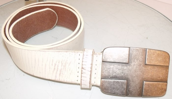 MEN VINTAGE GUESS BELT