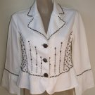 WOMEN STUDED JACKET