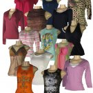 "50 Junior Tops Assorted Sample Pack ""Ladies Tops"""
