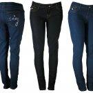 Jealousy-Junior 5 Pocket Stretch Skinny Jeans-Single Pair-Size 11