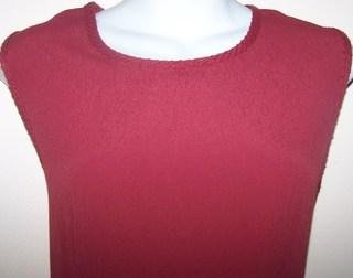 Coldwater Creek 8 Ladies Jumper Red Casual Great gift