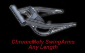 CHROMEMOLY SWINGARM