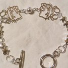 Hello Kitty Bracelet Silver 925pl