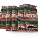 china yunan lijing cotton striped scarf in multiple colors