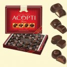 """Allsorts Roshen dark chocolate"" 215 g.- Chocolate in Gift box"
