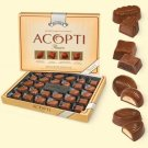 """Allsorts roshen milk chocolate, chocolates"" 396 g.- Chocolate in Gift box"