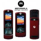 Motorola Rizr Z3 Red Cellular Phone (Unlocked)
