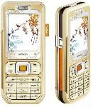 Nokia 7360 Triband Mobile Cellular Phone (Unlocked)