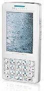Sony Ericsson M600 (White) Touch Screen Mobile Cellular Phone (Unlocked)