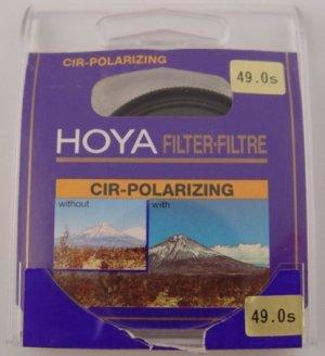 Hoya Cir-Polarizing 49mm Filter