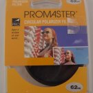 Promaster Circular Polarizer 62mm Filter