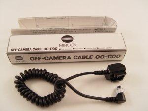 Minolta Maxxum OC-1100 Cable for 5200i, 5400xi, 5400HS