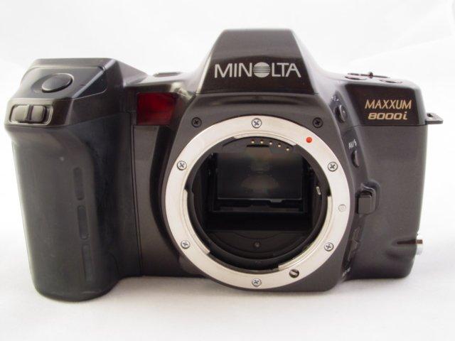 Pro! Minolta Maxxum 8000i  Camera Body