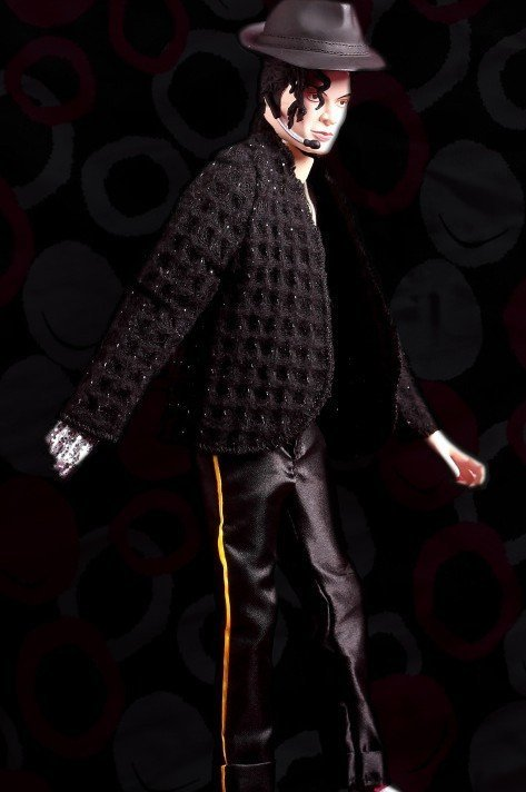Action figure toys/dolls PVC Play/fashion dolls Model Toy Michael Jackson