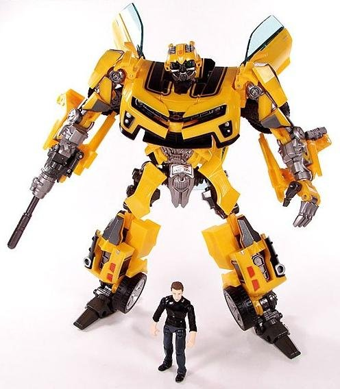Transformers Bumblebee toy Optimus Prime