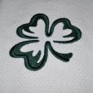 "St. Patrick's Day ""Shamrock"" Kitchen Dishtowel"