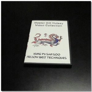Yellow Belt Techniques - Kung Fu San Soo