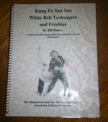 White Belt Techniques and Freebies Book