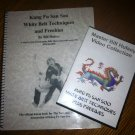 White Belt Techniques and Freebies DVD and Book BUNDLE