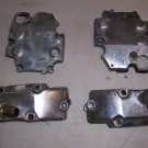 VALVE CAM COVERS 1985 Honda Shadow VT 700 VT 750