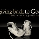 Giving Back To God What God Has Given To You Graphic Set