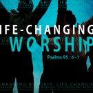 Life Changing Worship Graphic Set