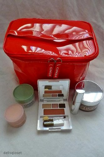 CLINIQUE 6PC LOT - Blended Face Power, Eye Shadow/Blush, Youth Surge