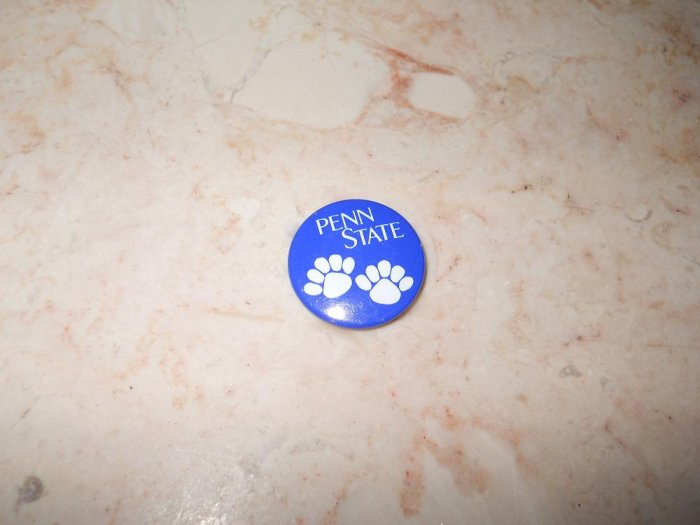 """Penn State - Pin - Nittany Lion Paws - 1"""""""