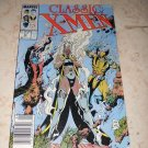 Classic X-MEN #32 - April 1989 - Marvel