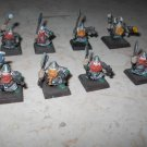 Warhammer 40K - Squats - Set Of 8 - Painted