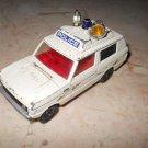 Corgi Toys - Vigilant Range Rover - Whizzwheels