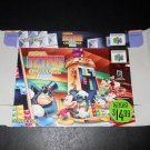 Magical Tetris Challenge - Nintendo - N64 - Box Only - 1998