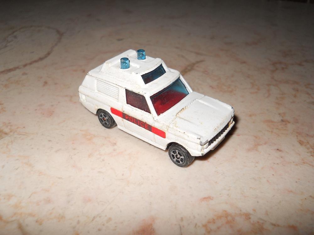 Range Rover Police - Corgi Juniors