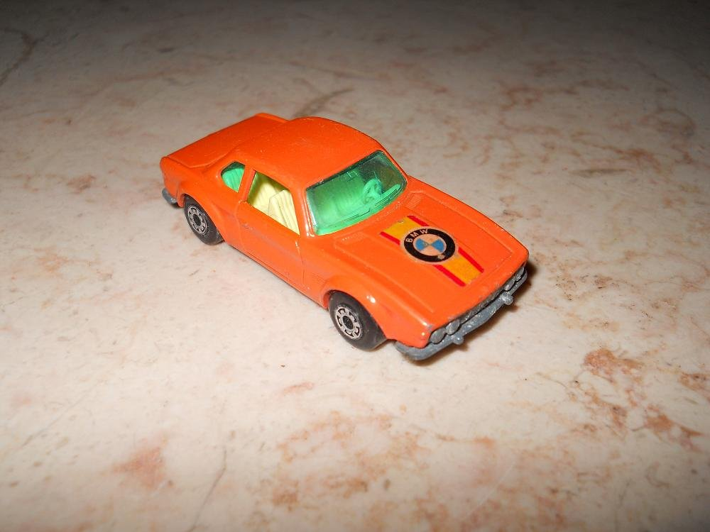 BMW 3.0 CSL - Matchbox - Superfast - #45 - 1976