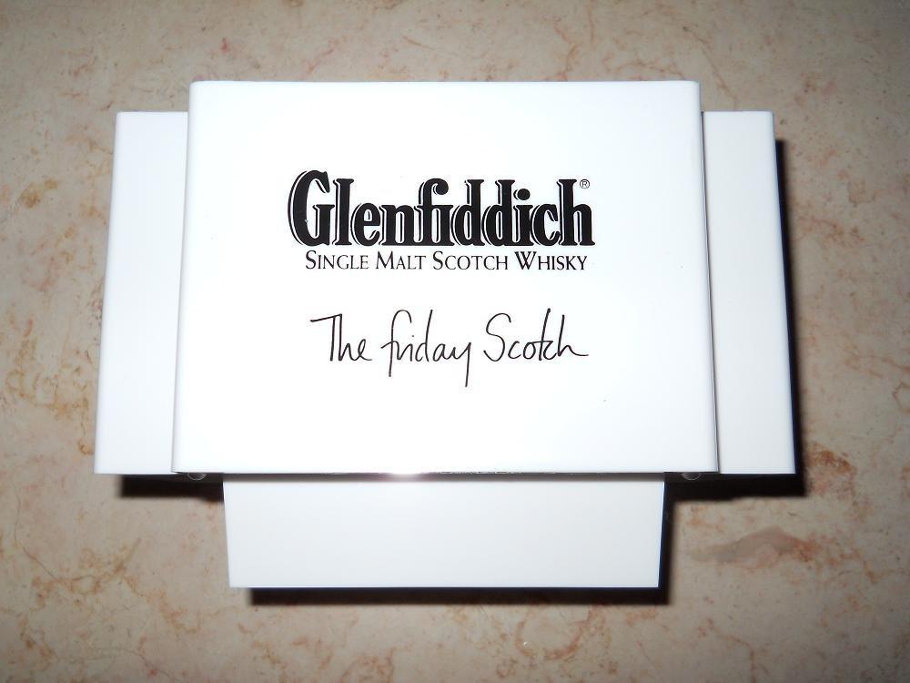 Glenfiddich - Napkin Holder - New