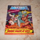 The Secret Liquid Of Life - Mini Comic - Masters Of The Universe - 1984