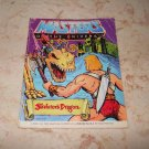 Skeletors Dragon - Mini Comic - Masters Of The Universe - 1984