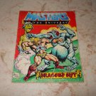 Dragons Gift - Mini Comic - Masters Of The Universe - 1983