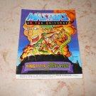 King Of The Snake Men - Mini Comic - Masters Of The Universe - 1985